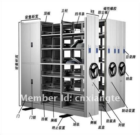 Servis Mobile File Compactus tsunami price movable mobile locker system metal manual