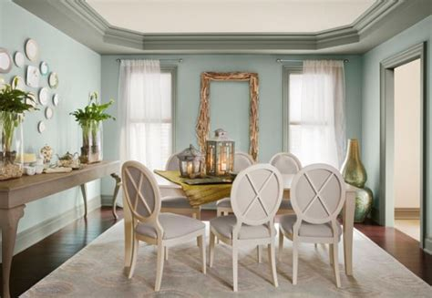 Nimbus Gray Dining Room 5 Ways To Decorate With Blues Grays