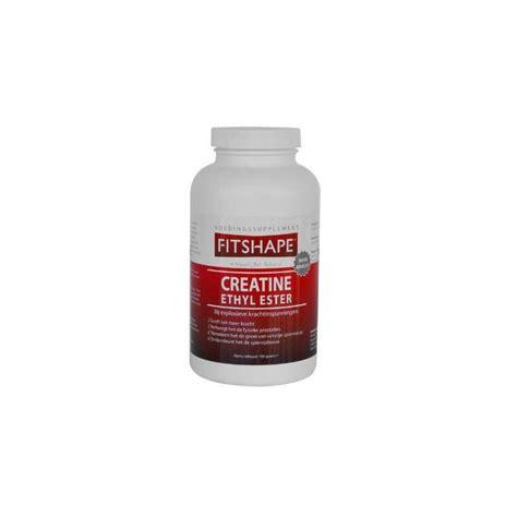 creatina ethyl ester creatine ethyl ester