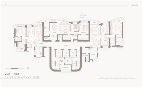 plan furniture layout arezzo 33 seymour road