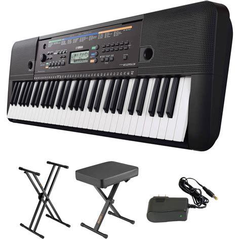 Keyboard Yamaha Psr S9500 yamaha psr e253 portable keyboard kit with stand bench and