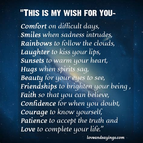 my wish for you quotes like success