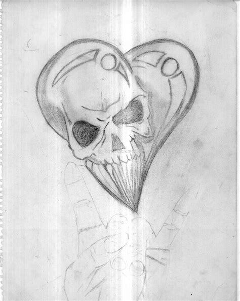 imagenes de calaveras a lapiz dibujos a lapiz crowrockmetal l 225 piz dibujo y calaveras
