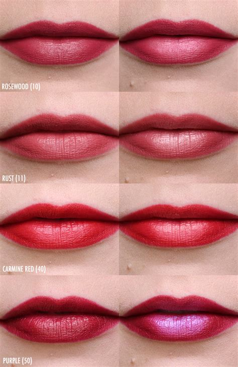 Lip Ecer make up for pro sculpting collection modern martha