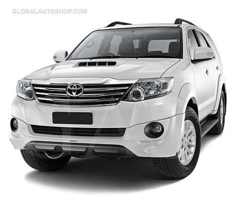 Grill Fortuner 2012 toyota fortuner custom
