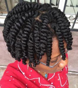 two strand twist parted at an angle 35 gorgeous natural hairstyles for medium length hair