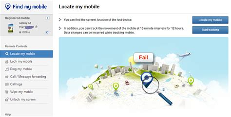 find my android mobile how to find my samsung mobile track my android phone