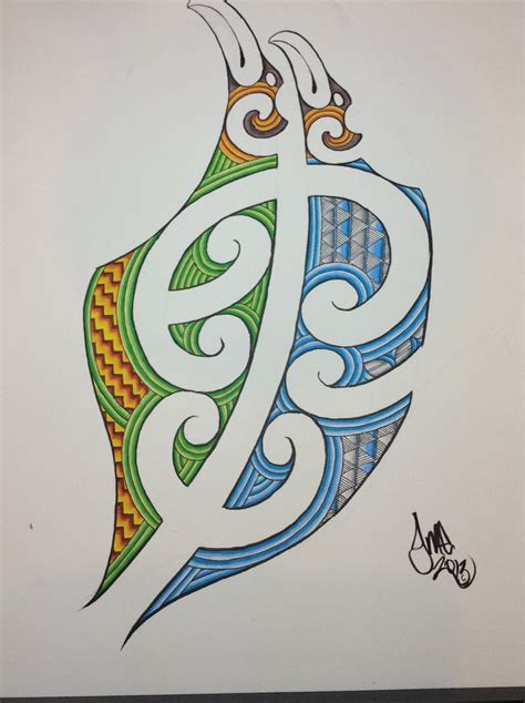 ngapuhi tattoo designs ta moko design by jayme watene on deviantart