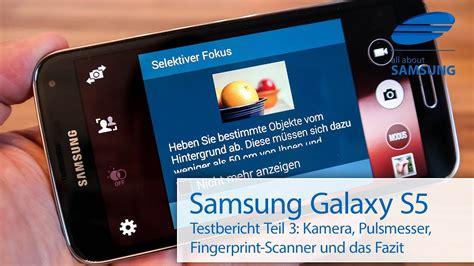 samsung galaxy  testbericht teil  fingerprint scanner