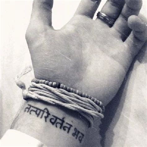 be the change tattoo 25 amazing sanskrit designs with meanings