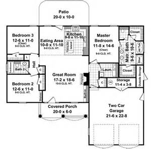 1500 sq ft house floor plans house plans 1500 square feet 1500 square feet house plans