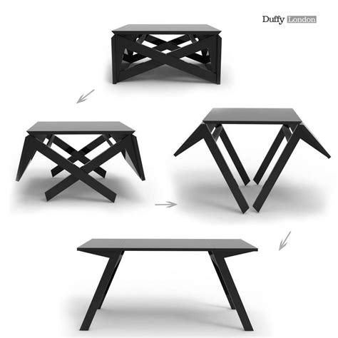 mk1 transforming coffee dining table gadgetify