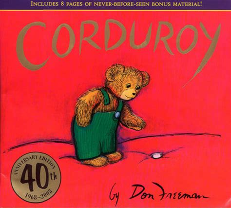 corduroy spanish edition corduroy by don freeman penguinrandomhouse com