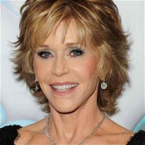 jane fonda hairstyle 2013 instructions 17 best images about great grey hair styles on pinterest