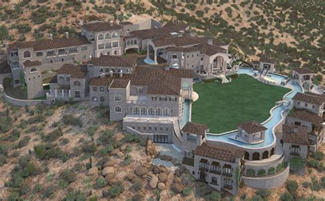 the top 5 largest homes currently construction in