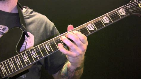 guitar lesson queens of the stone age queens of the stone age fairweather friends guitar