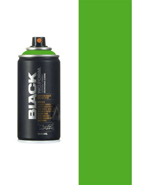 spray painter ireland montana black green spray paint 150ml montana