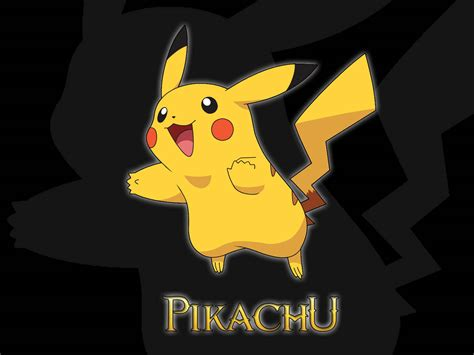 wallpaper laptop pikachu wallpapers pikachu pokemon