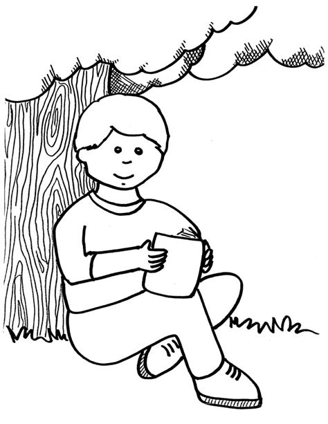 coloring page person janice s daycare people coloring sheets