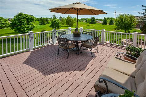 Composite Vs Wood Decking by The Great Deck Debate Wood Vs Composite J W Lumber