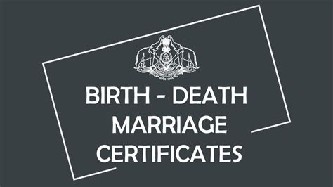 How To Get Marriage Records How To Get Birth Marriage Certificate