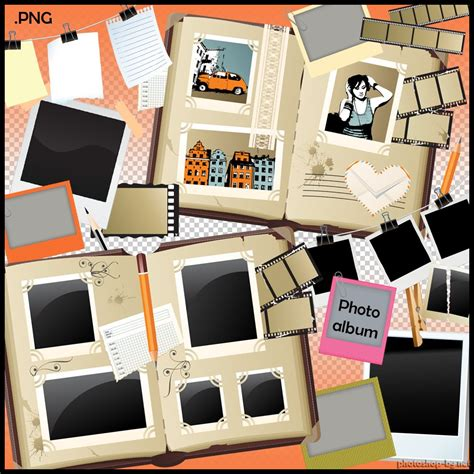 Photo Clipart Photo Album Clipart Clipart Panda Free Clipart Images