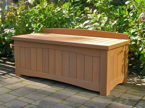 deck bench with storage outdoor deck benches endearing outdoor bench with storage