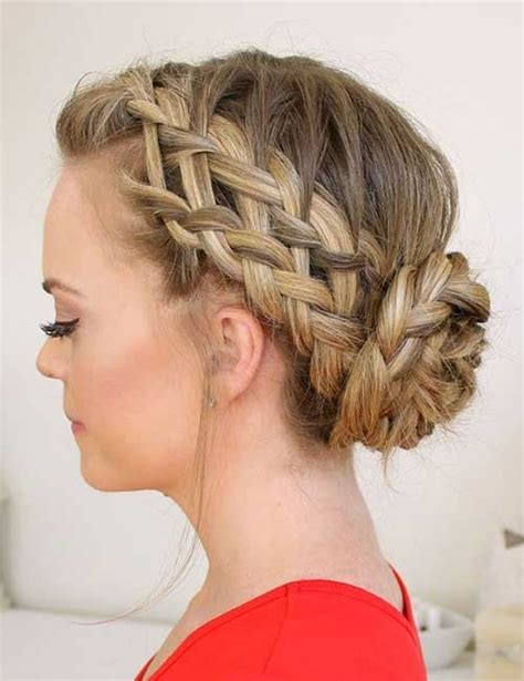 updo hairstyles for long hair how to 15 braided updos for long hair long hairstyles 2016 2017