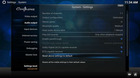 format audio dts android local media playback evaluation the nvidia shield