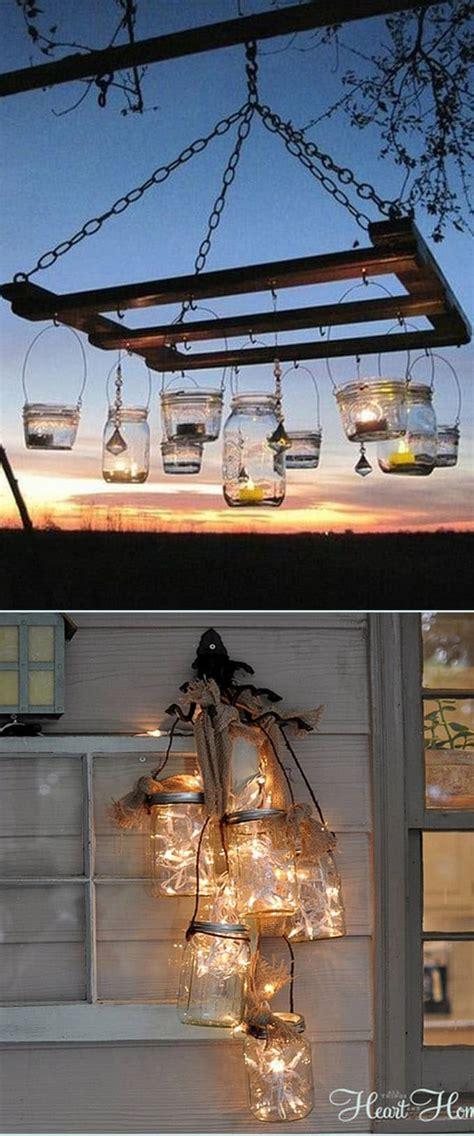 Handmade Outdoor Lighting - 28 stunning easy diy outdoor lights page 3 of 3 a