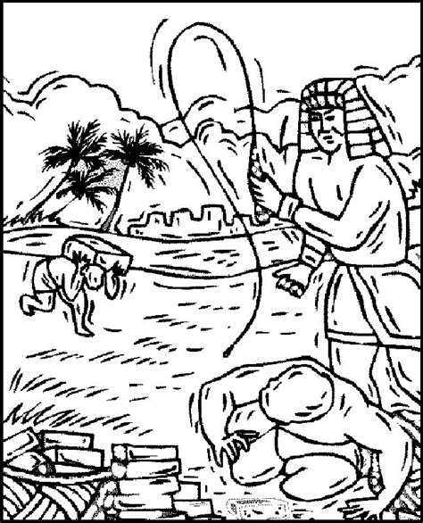 printable coloring pages exodus 11 best images about exodus coloring pages on pinterest