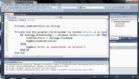 tutorial visual studio 2010 youtube tutorial ms visual studio 2010 visual basic net examinar