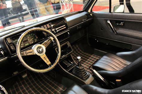 beautiful mk2 golf interior transport golf
