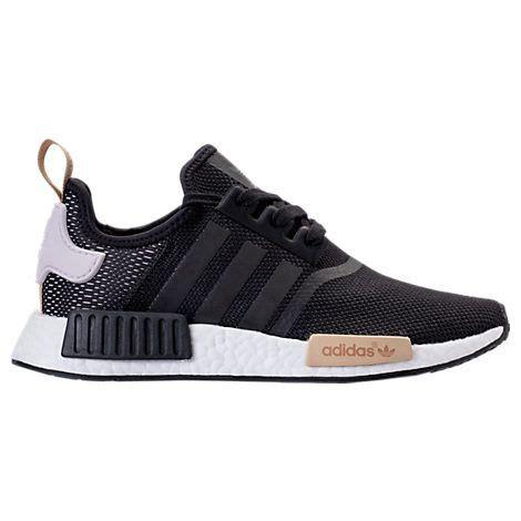 womens adidas nmd runner casual shoes ba ba blk