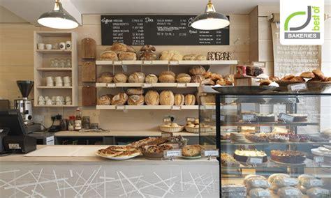 restaurant open kitchen interior design bakery counter