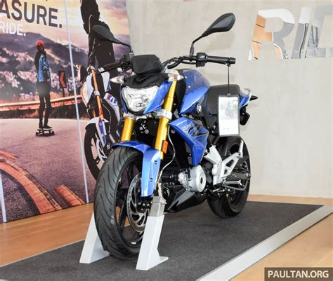 Bmw Motorrad Malaysia 2016 by 2016 Bmw Motorrad G310r Previewed In Malaysia Image 499570
