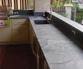 Outdoor Kitchen Countertops Soapstone Countertops Atlanta Non Porous Heat Resistant