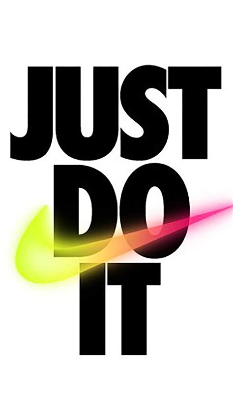 Just Do It nike just do it 3 wallpaper for iphone x 8 7 6 free