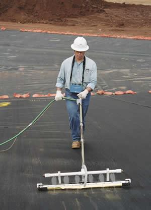white paper: geoelectric leak location testing the