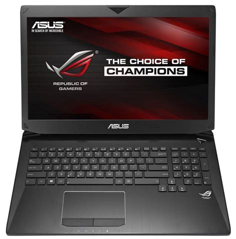 Asus Rog G750jz Gaming Laptop 4 I7 Haswell asus g750jz xs72 notebookcheck externe tests