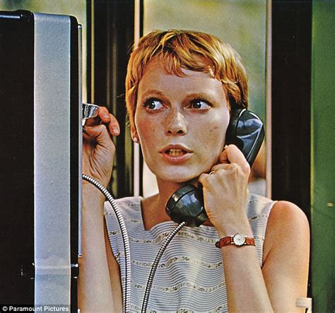 Channel Farrow In Rosemarys Baby by Happy 72nd Birthday Farrow Waldina