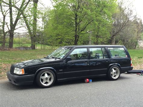 turbo volvo 1993 volvo 940 turbo retro rides