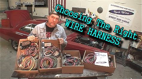 wiring harness      car  truck