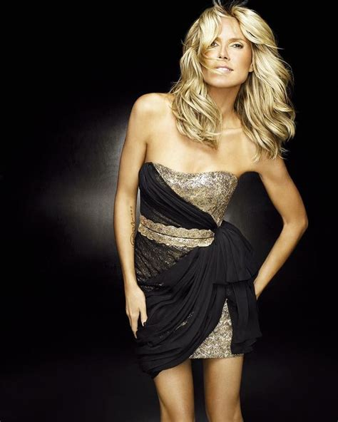 Catwalk To Photo Shoot Instyle January 2008 by 167 Best Images About Heidi Klum On S