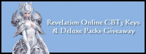 Revelation Online Cbt Key Giveaway - revelation online cbt3 keys and deluxe packs giveaway dulfy