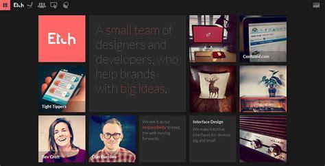 Metro Design Vorlage Die Besten Designer Websites 2013