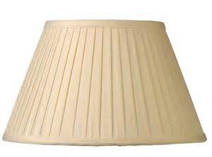 Table L Shades Uk Pleated Table L Shade 18 Inch 25 18