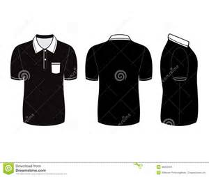 polo shirt template front and back polo shirt design templates front back and side views