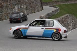 Peugeot Rallye 1990 Peugeot 205 Rallye