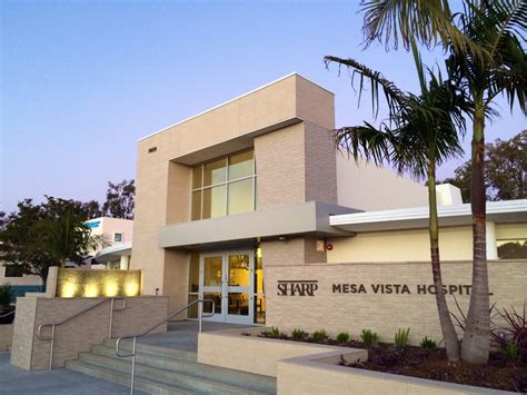 Vista Hospital Records Locations You Can Support Foundations Of Sharp Healthcare